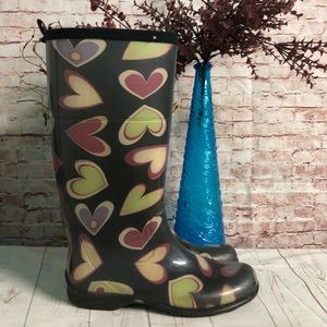 KAMIK Women's Rain Boots size 10 Rain Rubber Tall
